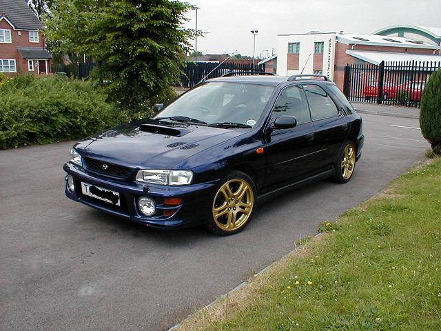 1999 t reg subaru impreza wagon for sale cheap. Black Bedroom Furniture Sets. Home Design Ideas