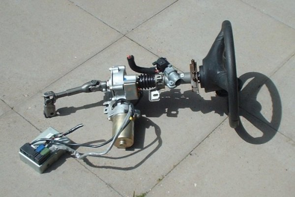 diy power steering ideas