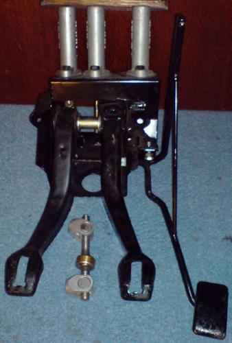 Mk1 Escort Hydraulic Bias Pedal Box