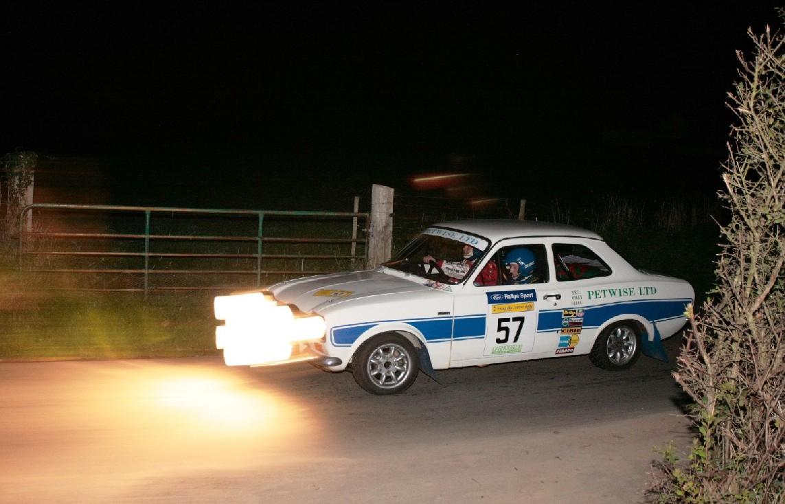 Mk1 RS2000 Tarmac & Road Rally car