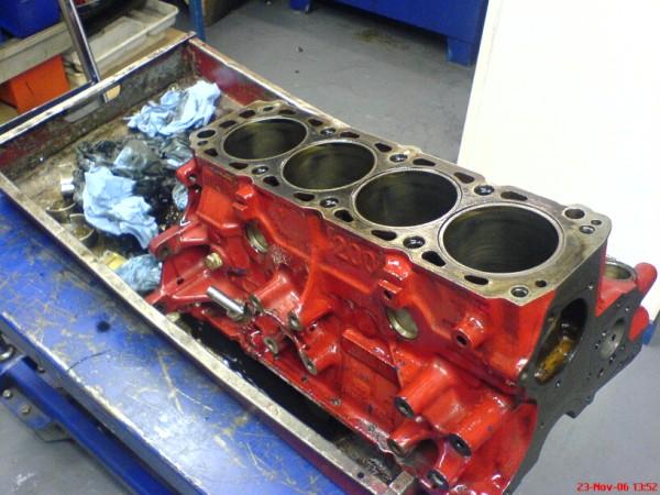 Cosworth Motorsport 200 Block