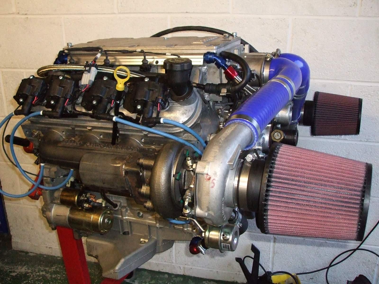 Twin Turbo v6