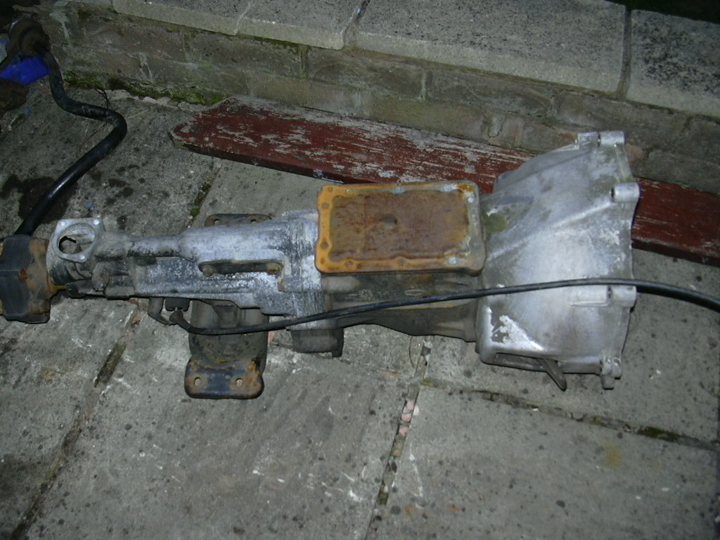 Type 9 Gearbox For Sale